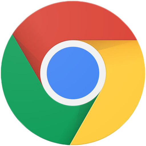 ipad chrome browser app icon